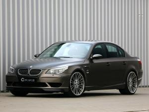 BMW M5 Hurricane by G-Power 2008 года