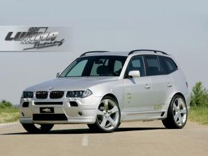 BMW X3 CLR X by Lumma Design 2008 года