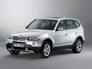 2008 BMW X3 xDrive 3.5d Individual Edition