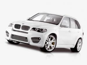 2008 BMW X5 CLR X530 Diesel by Lumma Design