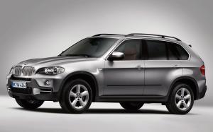 BMW X5 Security 2008 года