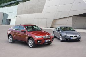 BMW X6 Sports Activity Coupe 2008 года