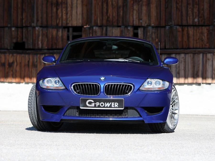 BMW Z4 M by G-Power