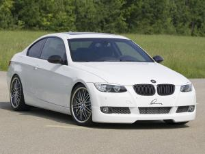 BMW 3-Series CLR350 RS Bodykit by Lumma Design 2009 года