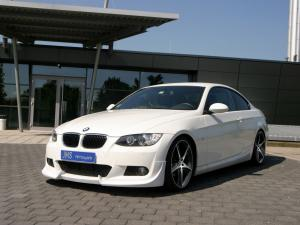 BMW 3-Series Coupe by JMS 2009 года