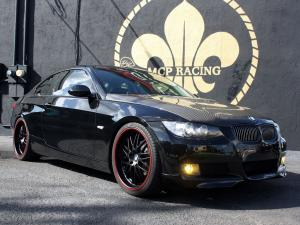 BMW 3-Series Coupe by MCP Racing 2009 года