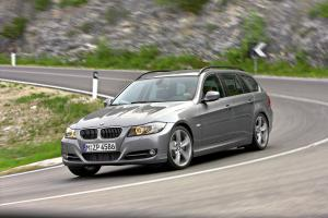 BMW 3-Series Touring 2009 года