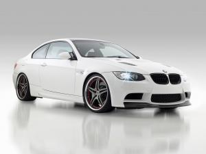 BMW 3-Series with GTS3 Aerodynamic Kit by Vorsteiner 2009 года