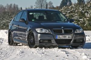 BMW 320d Winter Concept by Miranda-Series 2009 года