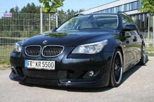 BMW 5-Series Estate Racelook by JMS 2009 года
