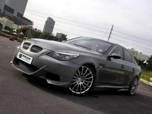 2009 BMW 5-Series Sedan by Prior Design