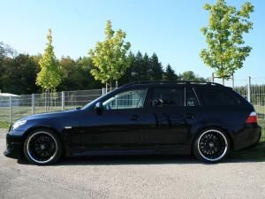 BMW 5-Series Touring by JMS 2009 года