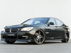 BMW 7-Series by Hamann 2009 года