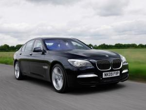 2009 BMW 740d M Sport Package