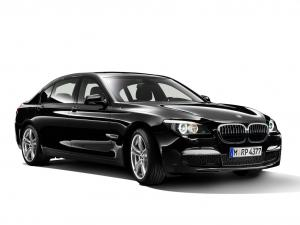 BMW 760Li M Sport Package 2009 года