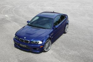 2009 BMW M3 Coupe by G-Power