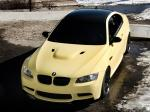 BMW M3 Coupe by IND Distribution 2009 года