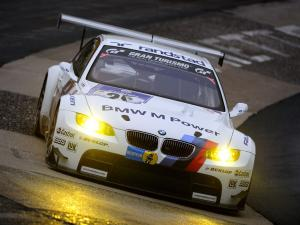 2009 BMW M3 GT2 Race Car