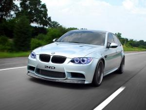 BMW M3 Sedan by IND Distribution 2009 года
