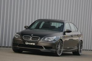 BMW M5 Hurricane RS by G-Power 2009 года