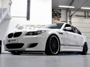 BMW M5 Sedan by Prior Design 2009 года