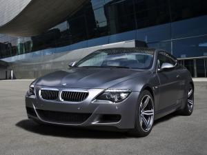 2009 BMW M6 Competition Edition