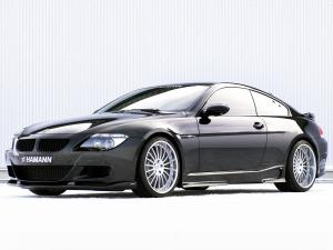 BMW M6 Coupe by Hamann 2009 года