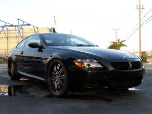 BMW M6 Coupe by MCP Racing 2009 года