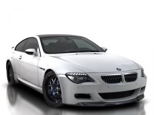 BMW M6 Coupe by Vorsteiner 2009 года
