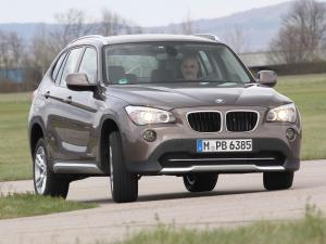 BMW X1 sDrive 1.8d 2009 года