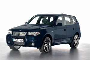 BMW X3 Sport Limited Edition 2009 года