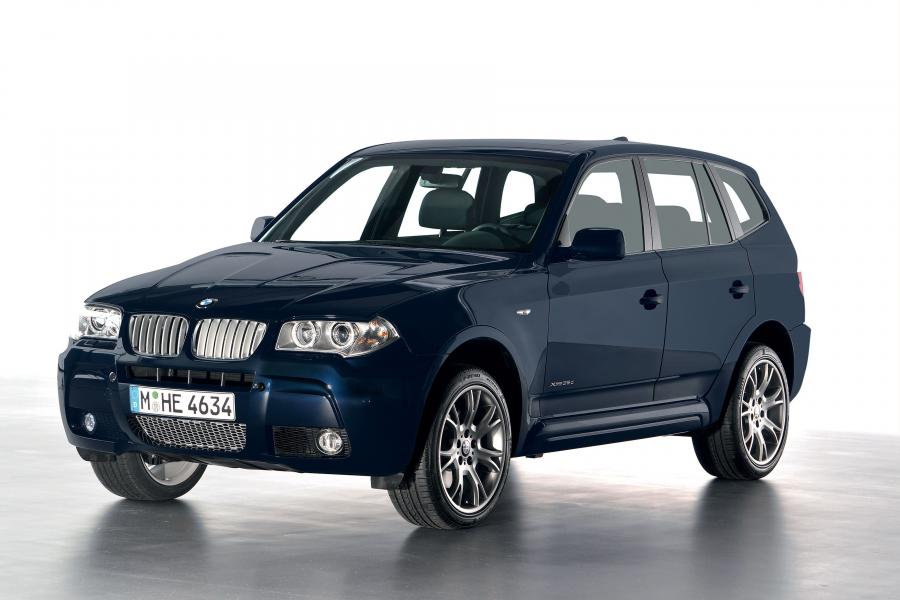 BMW X3 Sport Limited Edition