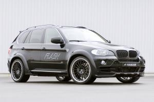2009 BMW X5 Flash by Hamann