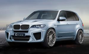 BMW X5 M Typhoon by G-Power 2009 года
