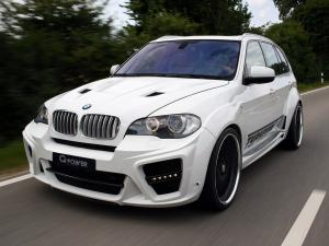 BMW X5 Typhoon RS by G-Power 2009 года