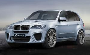 2009 BMW X5 Typhoon S by G-Power