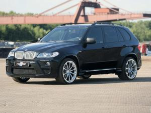 BMW X5 by Hartge 2009 года