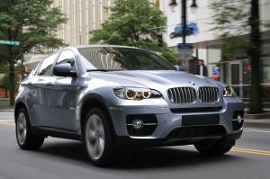 2009 BMW X6 ActiveHybrid