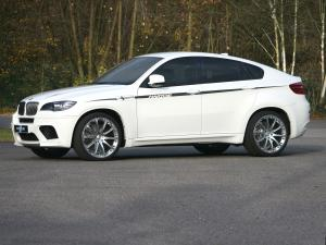 2009 BMW X6 M by Hartge
