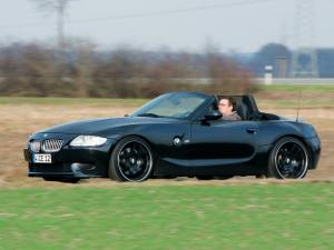BMW Z4 V10 by Manhart Racing 2009 года