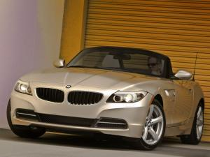 BMW Z4 sDrive 3.0i Roadster 2009 года