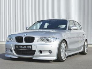 BMW 1-Series 5-Door by Hamann 2010 года