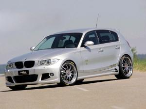 2010 BMW 1-Series 5-Door by Lumma Design