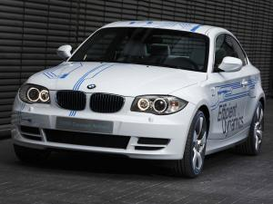 BMW 1-Series Concept ActiveE 2010 года