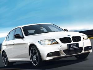2010 BMW 320i Sedan M Sport Package Carbon Edition