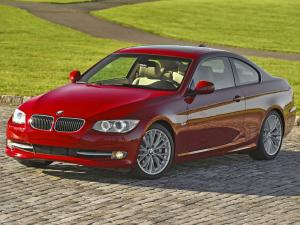 BMW 335i Coupe 2010 года