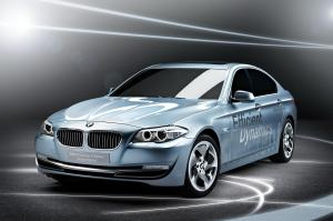 2010 BMW 5-Series ActiveHybrid Concept