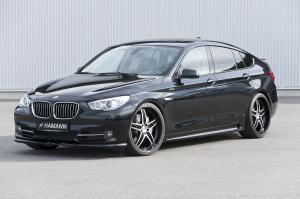 BMW 5-Series GT by Hamann 2010 года