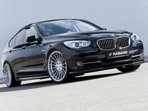 BMW 5-Series Gran Turismo by Hamann 2010 года