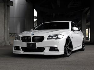 BMW 5-Series M Sport Package by 3D Design 2010 года